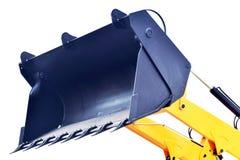 Uma cubeta da máquina escavadora Fotografia de Stock