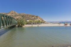 Uma da praia na Creta Imagem de Stock Royalty Free