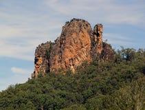 Uma das rochas de Nimbin Foto de Stock Royalty Free