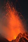 Uma de minhas melhores erupções Fotos de Stock Royalty Free