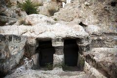 Túmulo antigo Imagem de Stock