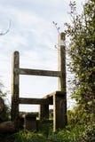 Uma escada inglesa do país Imagem de Stock Royalty Free