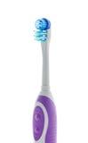Uma escova de dentes elétrica Foto de Stock Royalty Free