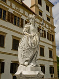 Uma escultura do renascimento-estilo Fotografia de Stock