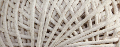 Uma esfera da corda Fotografia de Stock