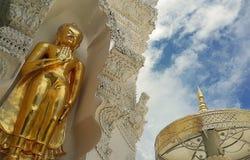 Uma estátua de Buddha Foto de Stock Royalty Free
