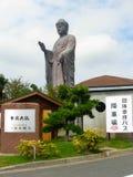 Uma estátua de Buddha grande em Ushiku Fotos de Stock Royalty Free