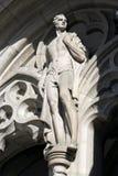 Uma estátua do domínio Imagem de Stock