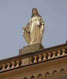Estátua de Alamo Imagens de Stock Royalty Free