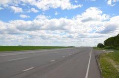 Uma estrada aberta fotos de stock