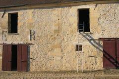 Uma exploração agrícola francesa velha Imagens de Stock Royalty Free