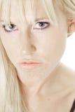 Uma face bonita Imagem de Stock Royalty Free