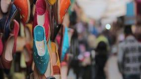 Uma feira em Marrocos vídeos de arquivo