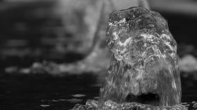 Uma fonte de água em Italia Fotografia de Stock Royalty Free