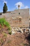 Jerusalem velho Temple Mount foto de stock royalty free