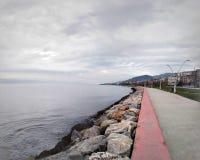 Uma foto do landacape em Turquia fotografia de stock royalty free