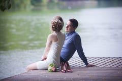 Uma história de amor Imagem de Stock Royalty Free