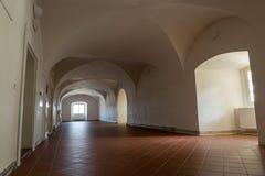Uma ideia do corredor histórico Imagens de Stock Royalty Free