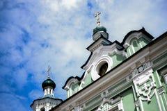 Uma igreja Imagem de Stock Royalty Free