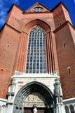 Uma igreja imagem de stock
