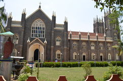 Uma igreja. fotos de stock