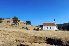 Uma igreja Fotografia de Stock