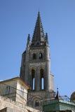 Uma igreja agradável foto de stock