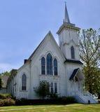 Uma igreja de Somonauk Foto de Stock Royalty Free