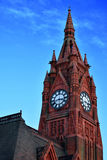 Uma igreja em Birmigham Imagem de Stock