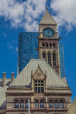 Uma igreja grande em Toronto Imagens de Stock