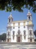 Uma igreja Nossa Senhora faz Carmo faro O Algarve portugal fotos de stock royalty free