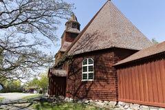Uma igreja velha Fotografia de Stock Royalty Free