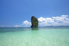 Uma ilha em Tailândia Fotos de Stock