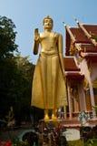 Uma imagem grande de Buddha Imagem de Stock Royalty Free