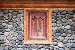 Uma janela Imagem de Stock