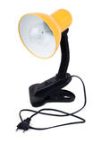 Uma lâmpada de tabela Foto de Stock