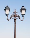 Uma lanterna da rua Fotografia de Stock