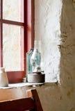 Uma lanterna velha do gás Imagem de Stock Royalty Free