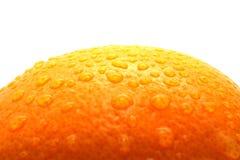 Uma laranja Foto de Stock