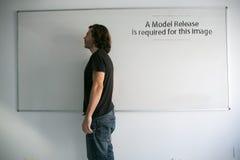 Uma liberação modelo é necessário Imagem de Stock Royalty Free