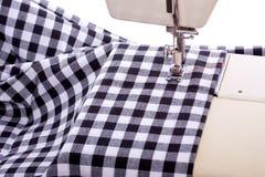 Uma máquina de costura Imagem de Stock Royalty Free