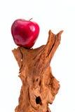 Uma maçã um o dia… Imagem de Stock Royalty Free