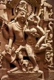Uma-Maheshvara Royalty Free Stock Images