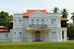 Uma mansão colonial Imagens de Stock