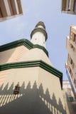 Uma mesquita no deira de Dubai, Emiratos Árabes Unidos Foto de Stock Royalty Free