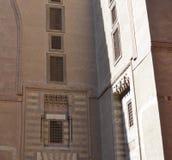 Uma mesquita velha no Cairo fotografia de stock