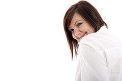 Uma mulher madura Imagem de Stock