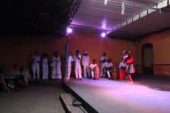 Uma noite em Trinidad, Cuba, Fotos de Stock