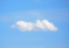 Uma nuvem Imagens de Stock Royalty Free