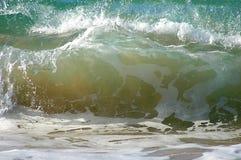 Uma onda Imagens de Stock Royalty Free